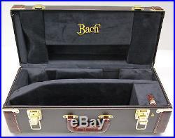 New Bach Stradivarius C180 Trumpet Case