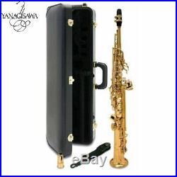 New Japan Yanagisawa S901 B Flat Soprano Saxophone High Quality Musical Instrume