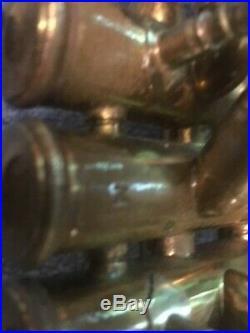 New York Bach Mount Vernon Stradivarius Bb Cornet (Trumpet) SN 12756 VINTAGE