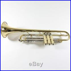 New York Bb Bach Stradivarius Trumpet in Lacquer