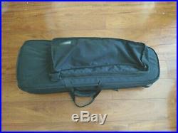 Nice Playing Vintage King 2104 4B Professional Large Bore Trigger Trombone /Case