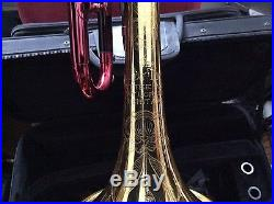 ONE OF A KIND $ALE! TAYLOR HERITAGE MARTIN COMMITTEE #3 0.468 LBORE Bb TRUMPET