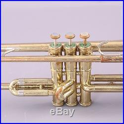 Olds Ambassador Trumpet With Original Case (fullerton, Calif.)