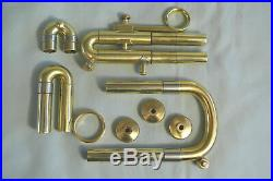 Olds Custom Trumpet with Kanstul Pro Copper Bell