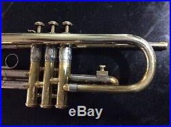 Olds French Model trumpet, no reserve auction