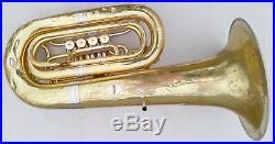 Olds Model 1004G 4 Valve Rotary Tuba