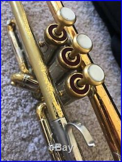 Olds Recording Trumpet 1966- Fullerton Ca, #579754 Playable