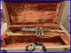 Olds Recording Trumpet Fullerton 1959
