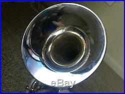 Olds Super Star Fullerton California Vintage Trumpet With Case And Accessories