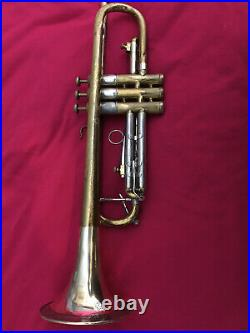Olds Super Trumpet 1941 Early Light Plays Great