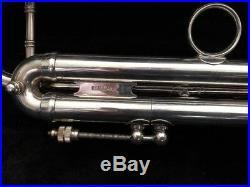 PRO BURBANK TRUMPET Kanstul Based On Original Burbank ML NEAR MINT &Pro Tec