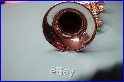 Professional Bach Stradivarius Trumpet Custom 43/72LT