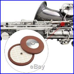 Professional Brass Bend Eb E-flat Alto Saxophone Sax Black D5V6