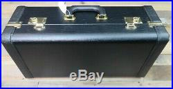 Professional Double Trumpet Case by Conn Selmer New Stock / Factory Clearance