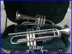 Professional Trumpet and Flugelhorn combo