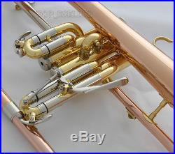 Professional phosphor copper Flugelhorn New flugel horn Monel valve With Case