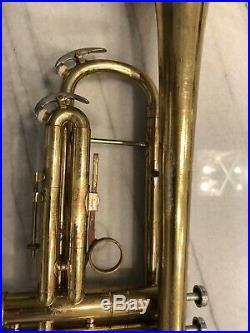 Rare Vintage 1964 Conn Elkhart 8B Artist Trumpet