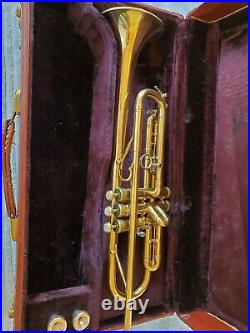 Rare Vintage Olds Mendez Cornet