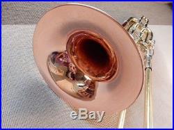 Reynolds Contempora bass trombone. 1968-1969 Amazing
