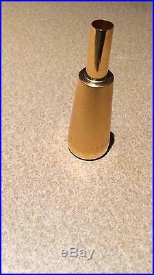 Ryan Kisor's old Monette B994 Raw Brass Bb Trumpet serial number 19 (2004)
