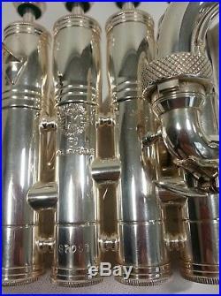 SELMER Piccolo Trumpet Bb 465BLF/S silvered