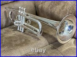 Schilke X4 Bb Trumpet. 468 Large Bore 5 Bell Lead Latin Salsa JAZZ Pro HOT