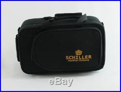 Schiller Elite Rotary Valve Piccolo Trumpet