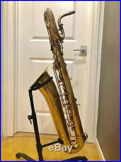 Selmer Bundy Germany Baritone Saxophone