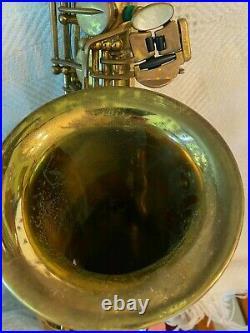 Selmer Mark VI Alto 1972 Vintage Professional Saxophone