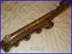 Selmer Mark VI Bari/Baritone Saxophone #93XXX, Original Laquer, Plays Great