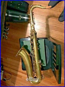 Selmer Mark VI Tenor Saxophone #114xxx