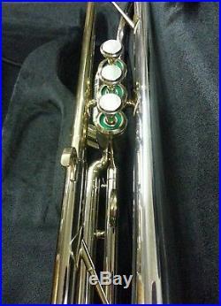 Selmer Paris Bb Chorus 80j Trumpet Sterling Silver