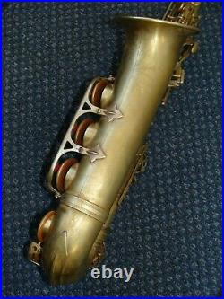 Selmer Paris Mark VI Alto Low A and high F# saxophone in playing condition