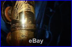 Selmer Paris Mark VI Tenor Saxophone SN 193, xxx Original Lacquer