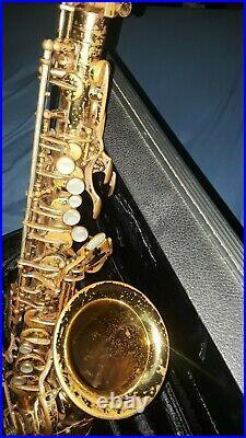 Selmer mark vi alto saxophone 1970