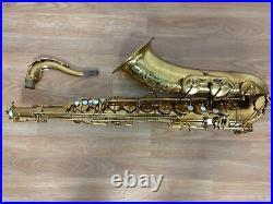 Selmer mark vi tenor saxophone from 1956 in amazing condition 65XXX