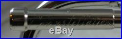Silver Conn Connstellation 28-b Trumpet Body Engraved Gold Wash Bell