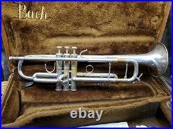 Stradivarius Model 43 Vincent Bach Trumpet Poorcondition