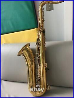 Super Minty Selmer MARK VI Tenor Sax Rare Find
