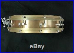 TAMA BELL BRASS piccolo snare drum 3.25X14