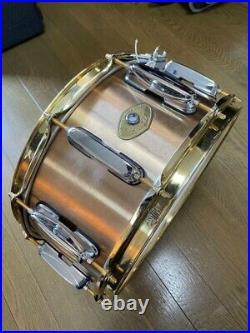 TAMA Snare drum Bell brass 3mm 14 × 6.5 PL565