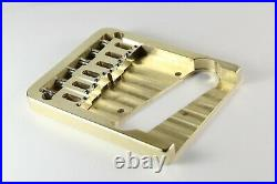 Telecaster brass bridge 3 holes