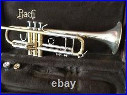 Trompete Vincent Bach Stradivarius ML 37
