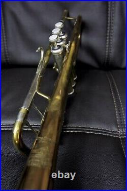 Trumpet Bach Stradivarius Mt. Vernon New York U. S. A