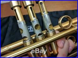 Used Adams a4lt trumpet