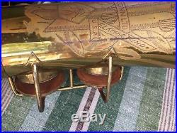 VINTAGE 1946 CONN 6M NAKED LADY ALTO SAXOPHONE Original Lacquer