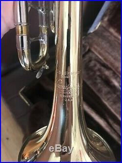 Vincent Bach Stradivarius Bb B Flat Trumpet