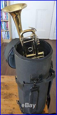 Vincent Bach stradivarius large bore Bb trumpet #25 bell