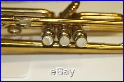 Vintage 1942 Martin Committee Handcraft Trumpet Model #2 Bore Serial #140xxx