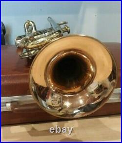 Vintage 1966 Olds Trumpet model Special #561402